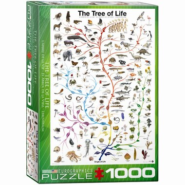 The Tree of Life 1000 Piece Puzzle
