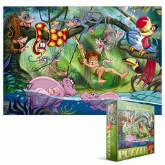 35 Piece Classic Fairy Tales Puzzle - The Jungle Book