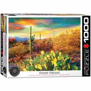 Desert Dreams 1000 PC Puzzle