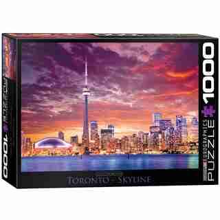 Toronto 1000-Piece Puzzle