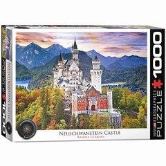 Neuschwanstein Castle Germany 1000-Piece Puzzle