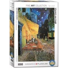 Van Gogh - Café at Night-detail 1000 piece Puzzle