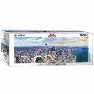 Toronto Canada 1000-Piece Pano Puzzle