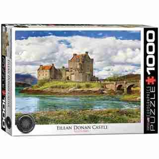 Eilean Donan Castle - Scotland 1000 Piece Puzzle