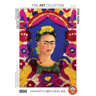 Eurographics Jigsaw Puzzle Frida Portrait 1000 Pieces