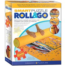 Puzzle Roll & Go Mat