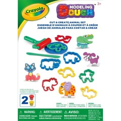 A1-1012 Crayola Cut & Create Animal Set