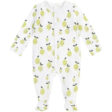 Petit Lem Sleeper Lime 12-18 Months