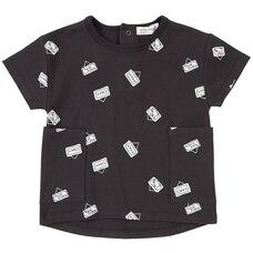 Miles Baby Market Dress Black 24 Months