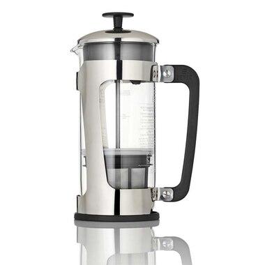 ESPRO Glass Coffee Press - Stainless Steel, 32oz