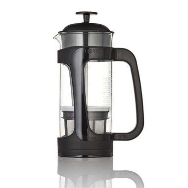 ESPRO Coffee Press Glass - Black, 32oz