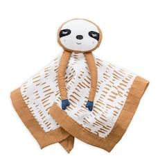 Lulujo Modern Lovie Security Blanket Sloth