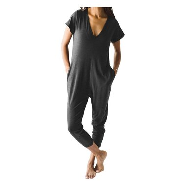 c248f6812706 SMASH + TESS SUNDAY ROMPER - BLACK XS by Smash + Tess