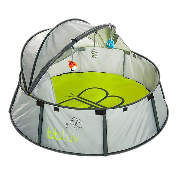 bblüv Nidö 2 in 1 Travel & Play Tent