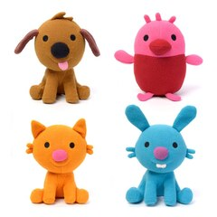 Sago Mini Small Plush Gift Pack