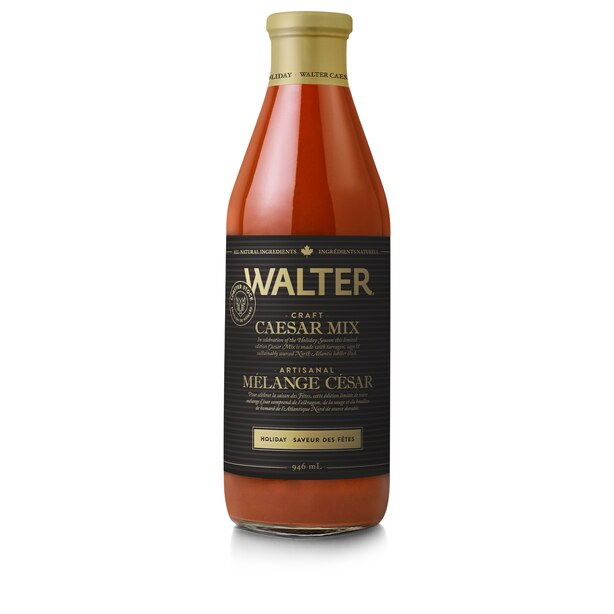 WALTER CRAFT CAESAR MIX HOLIDAY