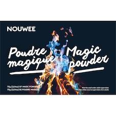 Poudre magique Nouwee–Ensemble de 3