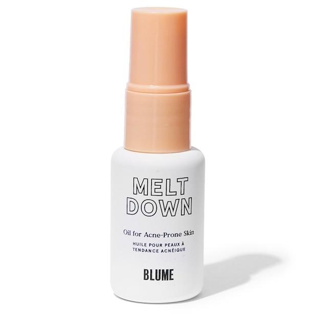 BLUME MELTDOWN OIL FOR ACNE-PRONE SKIN 0.5 OZ