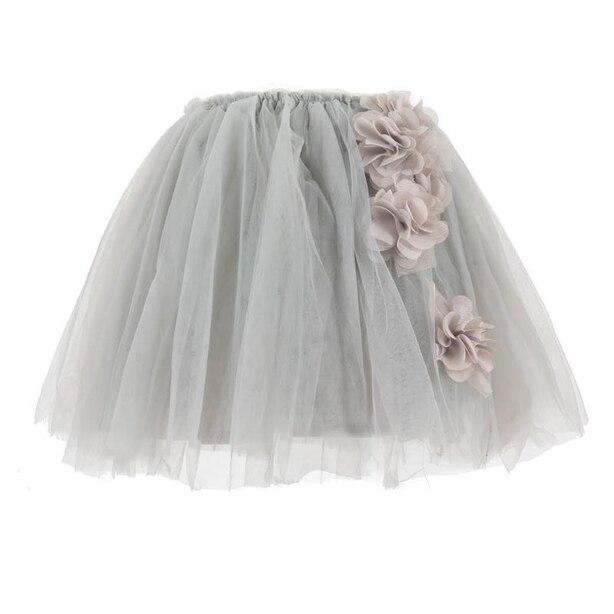 Bluish Baby Charlotte Tutu – Grey 1-3yrs