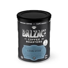 Balzac's A Dark Affair™ Ground Coffee 300g