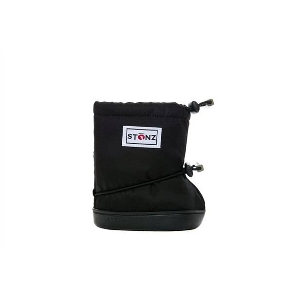TODDLER BOOTIES BLACK X-LARGE