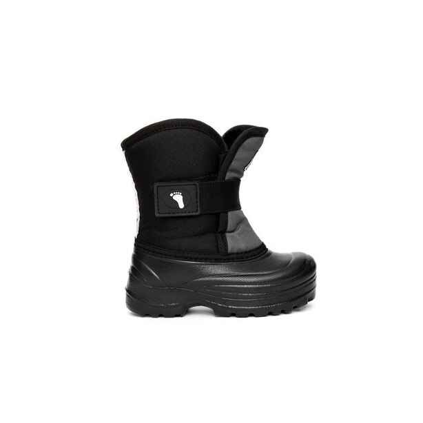 Stonz® Kids Scout Winter Boots Grey and Black 5T, 0 to 2 Years