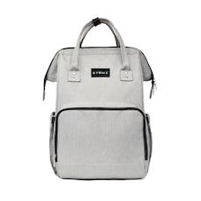 Stonz Urban Pack Diaper Bag - Light Grey