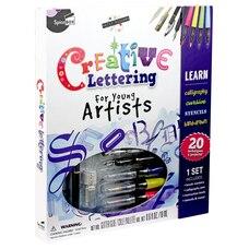 Petite Picasso Lettrage Créatif