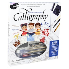 Petit Picasso Calligraphy for Kids