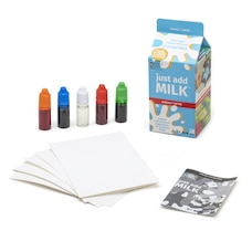 GRIDDLY GAMES JUST ADD MILK SCIENCE KIT