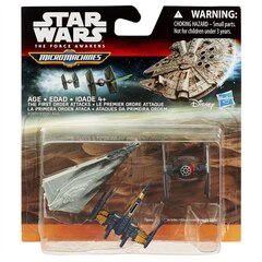 Star Wars Episode VII: Micro Machines 3 Pack - The First Order Attacks