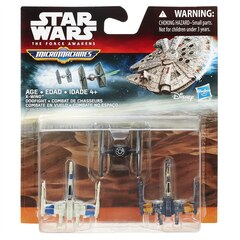 Star Wars Episode VII Micro MachineX- Wing Dog Fight