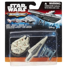 Star Wars Revenge of the Sith Micro Machines 3-Pack Space Escape