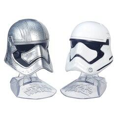 Star Wars E7 Captain Phasma & Stormtrooper