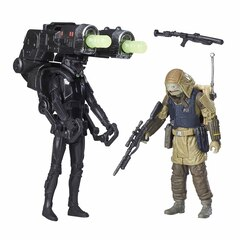 Star Wars Rogue One Rebel Cammando Pao and Imperial Death Trooper Figure 2 Pack