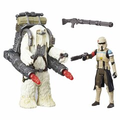 Star Wars Rogue One Scarif Stormtrooper and Moroff Figure 2 Pack