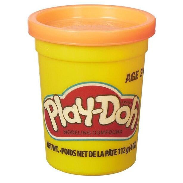 Play-Doh Single Can (Orange)