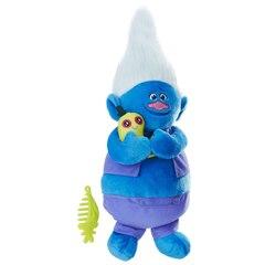 Trolls BiggieTalkin' Troll Plush Doll