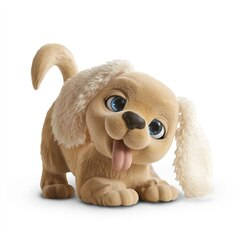 furReal Fuzz Pets - PLAYFUL GOLDIE