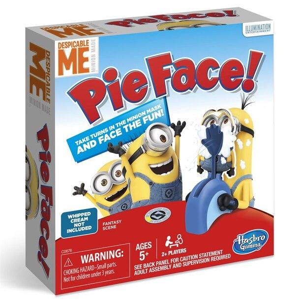 Indigo Exclusive Minion Pie Face