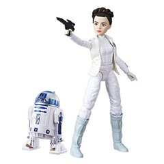 Star Wars Forces of Destiny Leia and R2D2