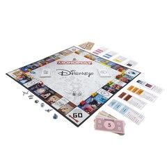 DISNEY ANIMATION MONOPOLY Board Game