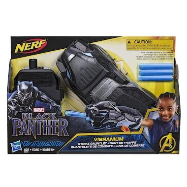 Hasbro Nerf Marvel Black Panther Nerf Vibranium Strike Gauntlet