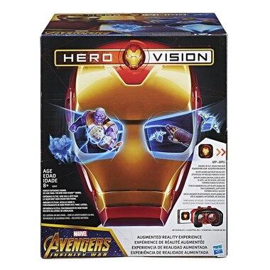 Hasbro Marvel Avengers: Infinity War Hero Vision Iron Man AR Experience
