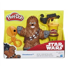 Play-doh Starwars CHEWBACCA Playset