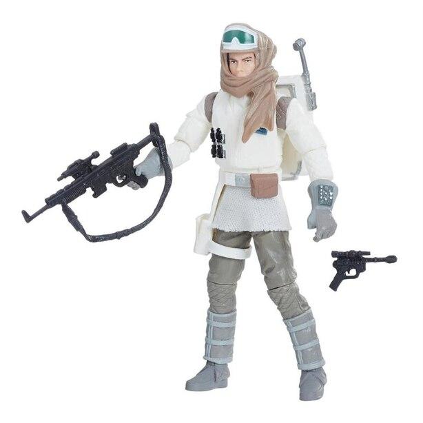 Hasbro Star Wars The Empire Strikes Back Vintage Action Figure Rebel Trooper Hoth 3.75''