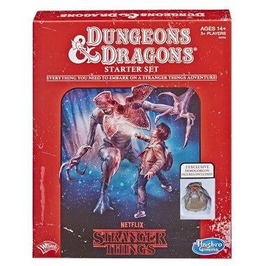 Stranger Things Dungeons & Dragons®