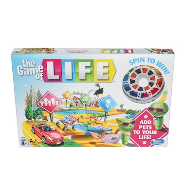 The Game of Life game Pets