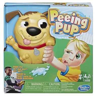 Hasbro® Peeing Pup Hot Potato Spinoff Game