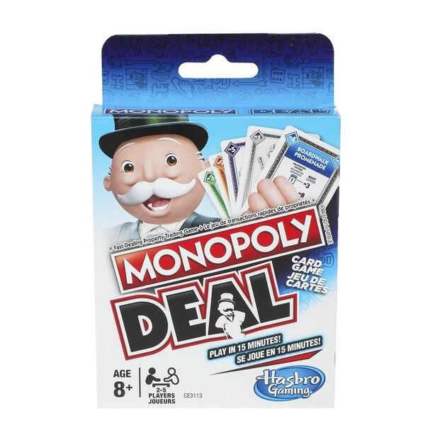 Jeu de cartes Monopoly Deal